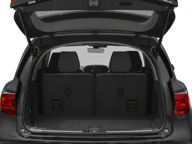 2017 Acura MDX Prices and Values Utility 4D Technology AWD Hybrid open trunk
