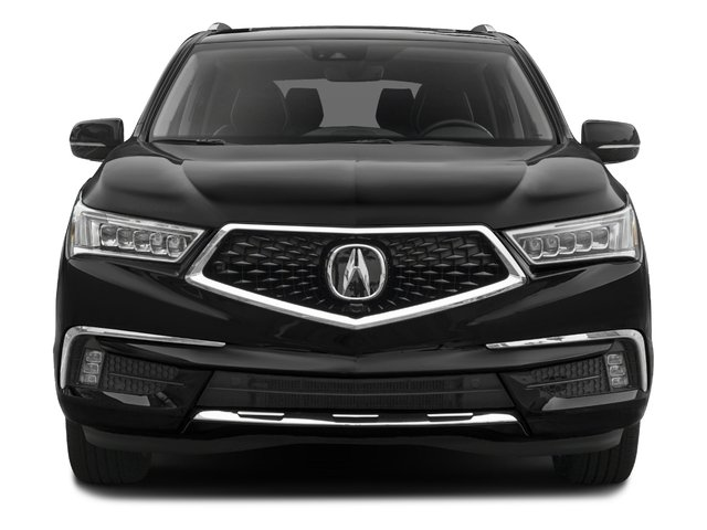 2017 Acura MDX Base Price SH-AWD Sport Hybrid w/Advance Pkg Pricing front view
