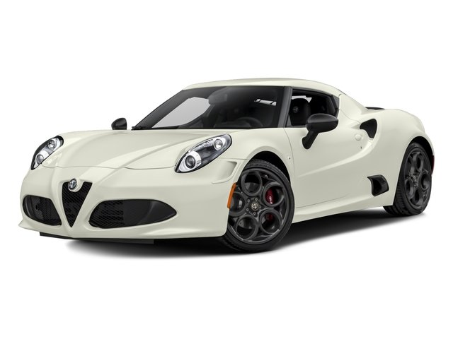 2017 Alfa Romeo 4C Coupe Pictures 4C Coupe photos side front view