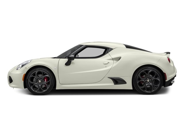 2017 Alfa Romeo 4C Coupe Pictures 4C Coupe photos side view