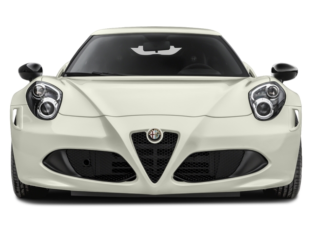 2017 Alfa Romeo 4C Coupe Pictures 4C Coupe photos front view