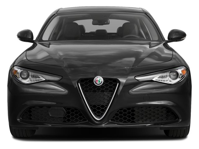 2017 Alfa Romeo Giulia Prices and Values Sedan 4D Ti front view