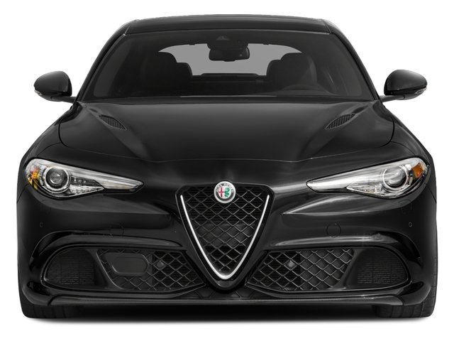 2017 Alfa Romeo Giulia Quadrifoglio Prices and Values Sedan 4D Quadrifoglio front view