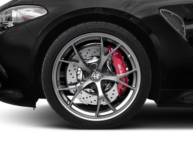 2017 Alfa Romeo Giulia Quadrifoglio Prices and Values Sedan 4D Quadrifoglio wheel