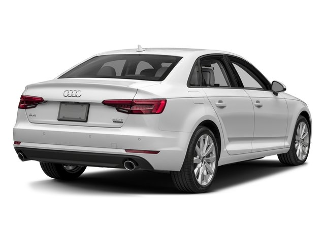 2017 Audi A4 Base Price 2.0 TFSI Auto Premium FWD Pricing side rear view