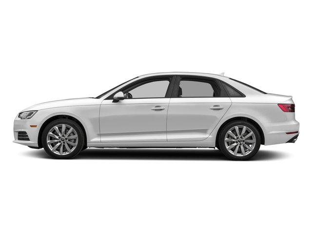 2017 Audi A4 Pictures A4 Sedan 4D 2.0T Premium AWD photos side view