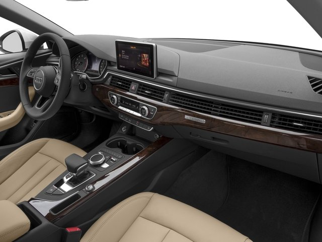 2017 Audi A4 Prices and Values Sedan 4D 2.0T Premium Plus AWD passenger's dashboard
