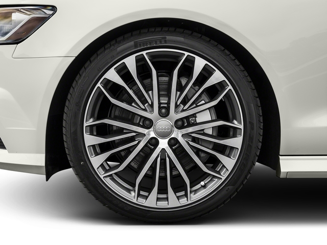 2017 Audi A6 Pictures A6 3.0 TFSI Premium Plus quattro AWD photos wheel