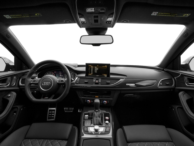 2017 Audi S6 Pictures S6 4.0 TFSI Prestige photos full dashboard