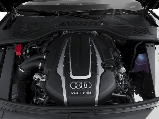 2017 Audi A8 L Prices and Values Sedan 4D 3.0T L AWD V6 Supercharged engine
