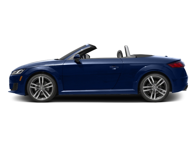 2017 Audi TT Roadster Pictures TT Roadster 2.0 TFSI photos side view