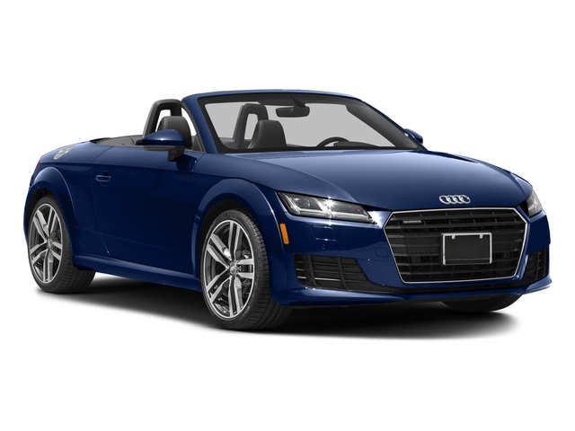 2017 Audi TT Roadster Prices and Values Roadster 2D AWD side front view