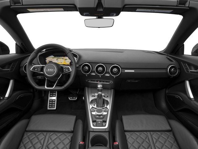 2017 Audi TT Roadster Pictures TT Roadster 2.0 TFSI photos full dashboard