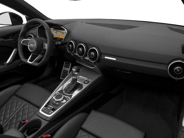 2017 Audi TT Roadster Pictures TT Roadster 2.0 TFSI photos passenger's dashboard