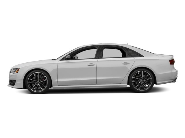 2017 Audi S8 plus Prices and Values Sedan 4D S8 Plus AWD V8 Turbo side view