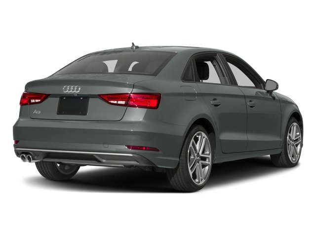 2017 Audi A3 Sedan Pictures A3 Sedan 2.0 TFSI Prestige quattro AWD photos side rear view