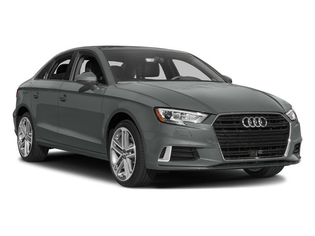 2017 Audi A3 Sedan Prices and Values Sedan 4D 2.0T Premium AWD I4 Turbo side front view