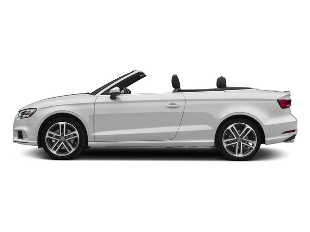 2017 Audi A3 Cabriolet Base Price 2.0 TFSI Prestige FWD Pricing side view