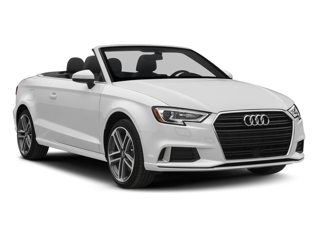2017 Audi A3 Cabriolet Prices and Values Conv 2D 2.0T Prestige AWD I4 Turbo side front view