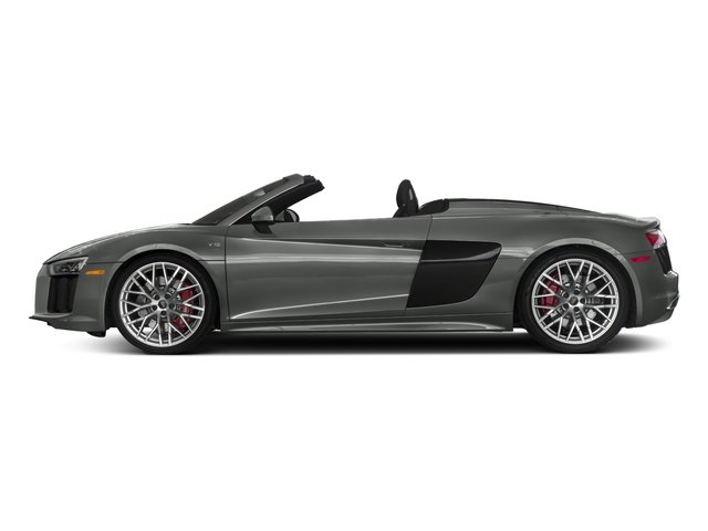 2017 Audi R8 Spyder Prices and Values 2 Door Spyder Quattro V10 side view