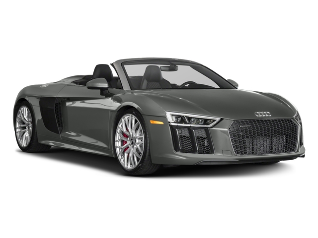 2017 Audi R8 Spyder Prices and Values 2 Door Spyder Quattro V10 side front view