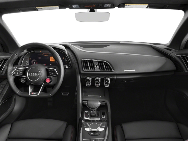 2017 Audi R8 Spyder Prices and Values 2 Door Spyder Quattro V10 full dashboard