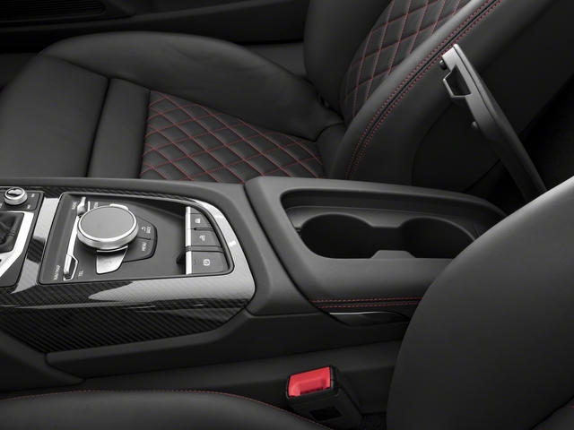 2017 Audi R8 Spyder Prices and Values 2 Door Spyder Quattro V10 center storage console