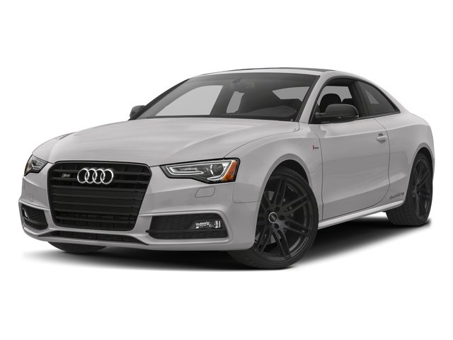 2017 Audi S5 Coupe Prices and Values Coupe 2D S5 AWD