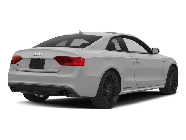 2017 Audi S5 Coupe Prices and Values Coupe 2D S5 AWD side rear view