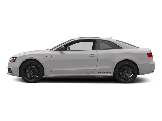 2017 Audi S5 Coupe Prices and Values Coupe 2D S5 AWD side view