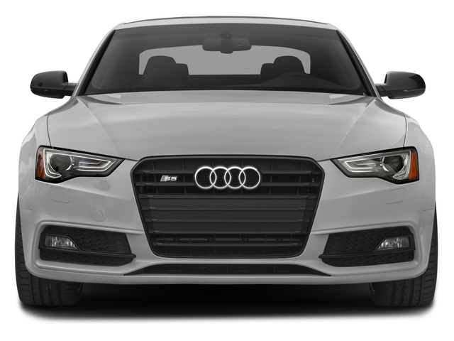 2017 Audi S5 Coupe Prices and Values Coupe 2D S5 AWD front view