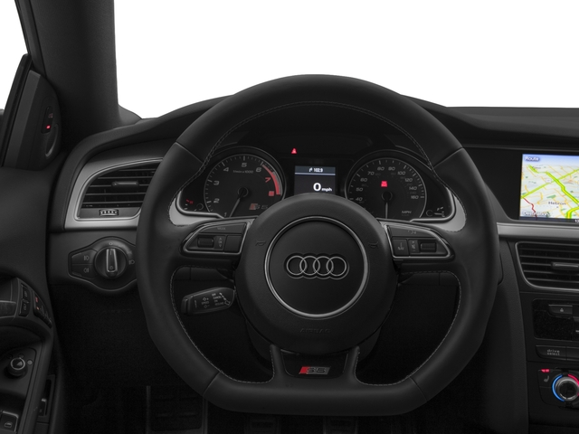 2017 Audi S5 Coupe Base Price 3.0 TFSI Manual Pricing driver's dashboard