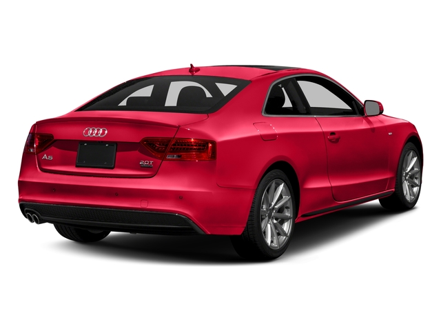 2017 Audi A5 Coupe Pictures A5 Coupe 2.0 TFSI Sport Manual photos side rear view
