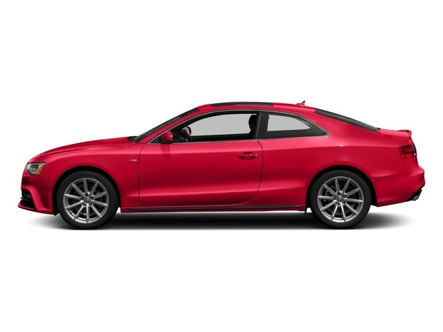 2017 Audi A5 Coupe Pictures A5 Coupe 2.0 TFSI Sport Tiptronic photos side view
