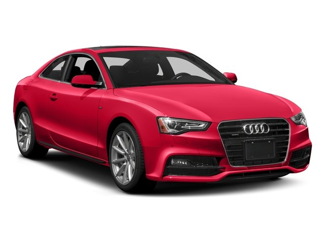 2017 Audi A5 Coupe Prices and Values Coupe 2D Sport AWD side front view