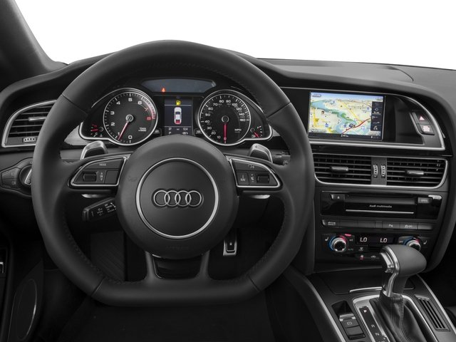 2017 Audi A5 Coupe Pictures A5 Coupe 2.0 TFSI Sport Manual photos driver's dashboard