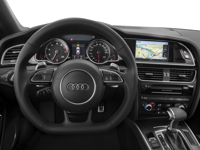 2017 Audi A5 Coupe Pictures A5 Coupe 2.0 TFSI Sport Tiptronic photos driver's dashboard