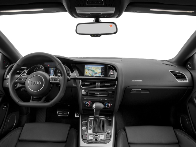 2017 Audi A5 Coupe Pictures A5 Coupe 2.0 TFSI Sport Tiptronic photos full dashboard