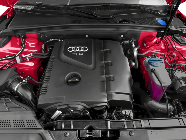2017 Audi A5 Coupe Pictures A5 Coupe 2.0 TFSI Sport Manual photos engine