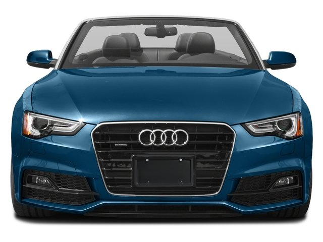 2017 Audi A5 Cabriolet Prices and Values Convertible 2D Sport AWD front view