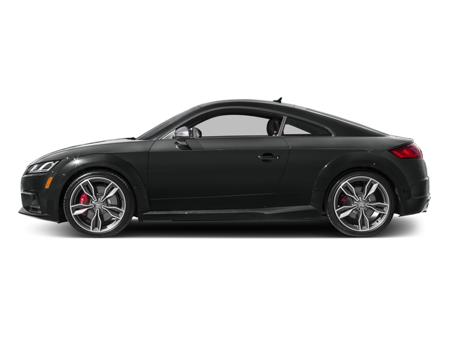 2017 Audi TTS Prices and Values Coupe 2D AWD side view