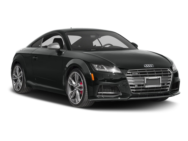 2017 Audi TTS Prices and Values Coupe 2D AWD side front view