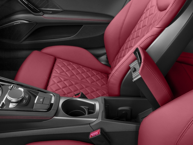 2017 Audi TTS Prices and Values Coupe 2D AWD center storage console
