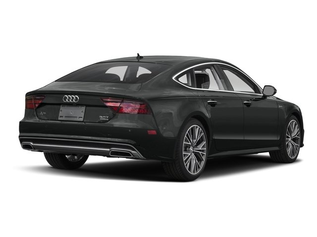 2017 Audi A7 Pictures A7 Sedan 4D Competition Prestige AWD photos side rear view
