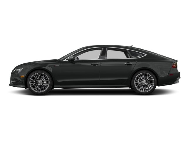 2017 Audi A7 Pictures A7 Sedan 4D Competition Prestige AWD photos side view