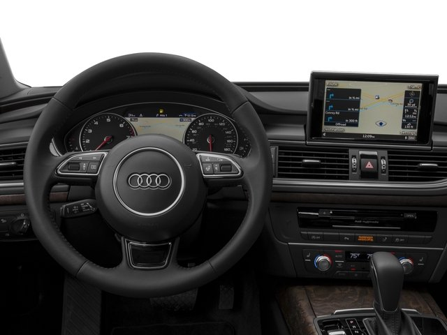 2017 Audi A7 Pictures A7 Sedan 4D Competition Prestige AWD photos driver's dashboard