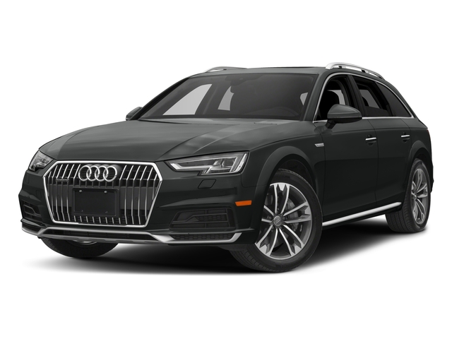 2017 Audi allroad Base Price 2.0 TFSI Premium Plus Pricing side front view