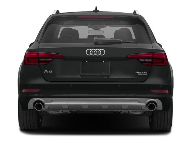 2017 Audi allroad Prices and Values Wagon 4D Premium Plus AWD I4 Turbo rear view