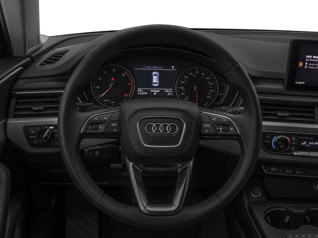 2017 Audi allroad Base Price 2.0 TFSI Premium Plus Pricing driver's dashboard