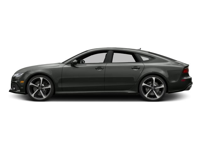 2017 Audi RS 7 Base Price 4.0 TFSI performance Prestige Pricing side view